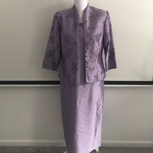 Jessica Howard Vintage Evening Dress & Jacket